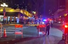 Lövöldözés volt San Diegóban, egy ember meghalt, négyen megsebesültek