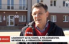 Lemondott egy DK-s polgármester a neki járó oltásról