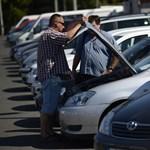 Jóval több használt autó érkezett Magyarországra novemberig, mint új