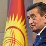 Nem szeretnék olyan elnök lenni, aki lövette saját polgárait – lemondott a kirgiz államfő