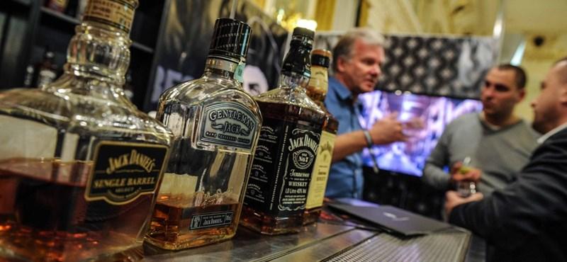 A nagykövet és a whiskey