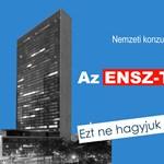 Kedves olvasóink, Önök megtalálták az ENSZ-kampány kulcsmondatát, megmentették a kormányt!
