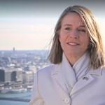 """""""Teljes szívemből köszönöm"""" - videóban búcsúzik Magyarországtól Colleen Bell"""