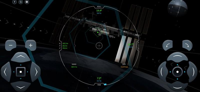 Nyissa meg a böngészőjében: ezen az oldalon beülhet Elon Musk űrhajójába és dokkolhat a Nemzetközi Űrállomáshoz
