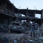 Hatalmas robbanás rázta meg Kabult