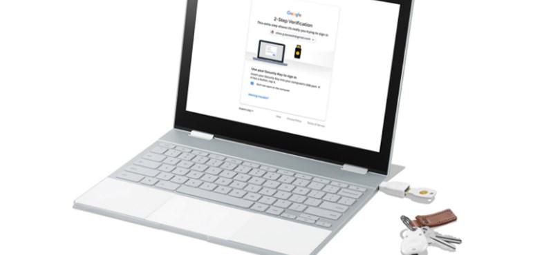 Megvásárolható lett a Google jelszavas fegyvere, amellyel a dolgozóit védi