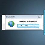 Így szabadulhat meg egyszerűen az internettől