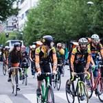Így hódították meg Rómát a magyar biciklisfutárok