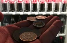 A Coca-Cola Európában is le akarja nyúlni a palackos víz piacát