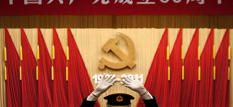 Durván felpörgött a kínai gazdaság