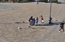Több embert is fel akart gyújtani egy nő Székesfehérváron