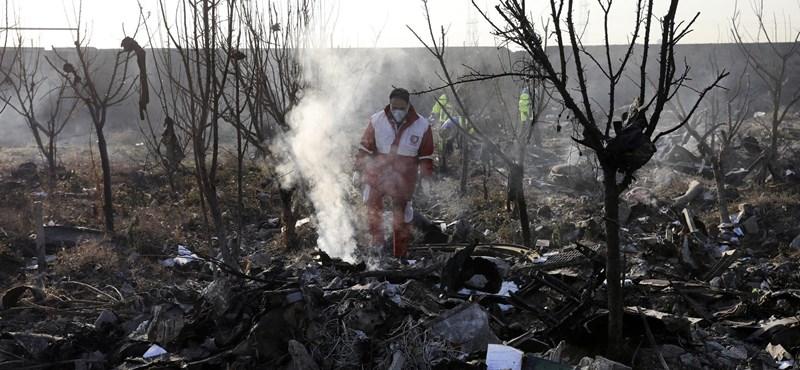 Az iráni légvédelem lőtte le az ukrán utasszállítót – erősítette meg a teheráni katonai ügyész