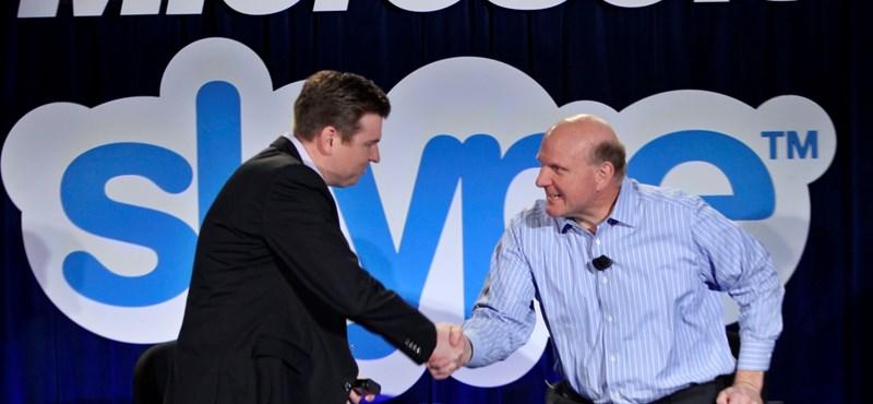 Elkelt a Skype: a részvényesek elfogadták a Microsoft-ajánlatot