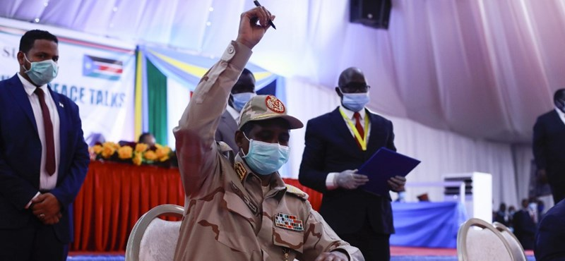 17 év polgárháború végét hozhatja el a szudáni békemegállapodás