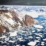 600 000 000 000 tonna jeget veszített Grönland, most érezzük majd a hatását