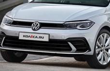 Érkezőben a megújult Volkswagen Polo