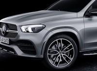 Hibrid és biturbó V8 egyben: itt a legújabb Mercedes GLE divatterepjáró