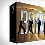 James Bond 50 éve, aranyozva, dobozolva (videó)