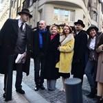 Kulkával és Dobó Katával készül a nagy dobásnak tűnő Budapest noir