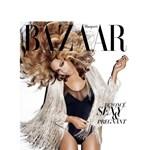 Beyoncét ropivá retusálták a Harper's Bazaar címlapján