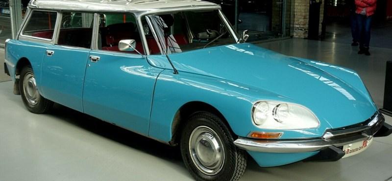 Legendás 7 üléses autó, amire sajnos nem jár az állami támogatás