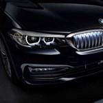 Már világító vese-hűtőráccsal is rendelhető az 5-ös BMW