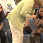 Hálából Angela Merkelnek nevezte el gyermekét egy ghánai menedékkérő