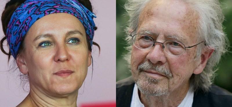 Peter Handke és Olga Tokarczuk nyerte az irodalmi Nobel-díjat