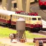 A hely, ahol pontos a vonat, és senkit nem zavarnak a prostik – videó