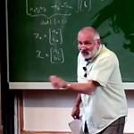 Így zéháztatott a BME legendás fizikatanára: videó