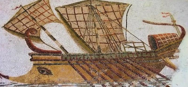 Milliókat érő kincsek az ókori kikötőben?