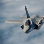 Új királya van az égnek: 105 billió forintba került, de csak megcsinálták az F-35-ös vadászgépet – fotók
