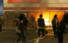 Trump szerint a radikális baloldal tehet az erőszakról