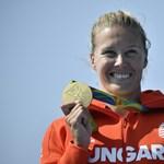 Kozák Danuta megerősítette a helyét az olimpiai örökranglistán