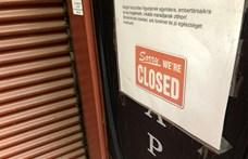 Majdnem négyezer bolt zárt be végleg tavaly Magyarországon