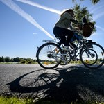 Szentendrére menne biciklivel? Még türelmesnek kell lennie