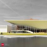 Így néz majd ki a Várból kipaterolt Nemzeti Táncszínház új otthona – fotók