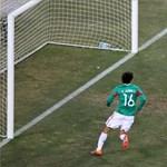 Argentína Mexikót is legyűrte, és ott van a negyeddöntőben