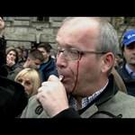 Videó: Ilyen zaklatott volt 2017 előszobája