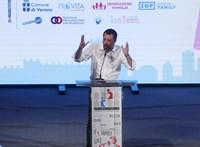 Salvini többé nem megbízható – mondja koalíciós partnere