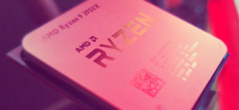 Itt az AMD új processzora: 16 mag, akár 4,7 GHz-es órajel