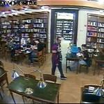 Az V. kerületben akciózott a könyvtári tolvaj