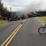 Hatszáz otthon semmisült meg a hawaii vulkánkitörésben, több millió dollár a kár
