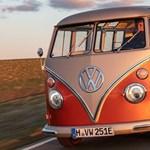 Kisbusz nem nagyon lehet menőbb: villanymotort kapott egy 1966-os VW Bulli
