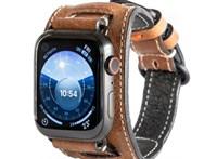 80 éves bőr: csak néhány darab készült ebből a különleges Apple Watch-szíjból