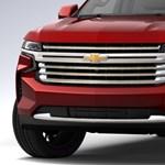 Már kapható a 6,2 literes V8-assal szerelt hatalmas új Chevrolet Suburban terepjáró
