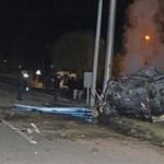 Oszlopnak csapódott egy menekültekkel teli kisbusz Törökországban, 17-en meghaltak