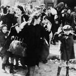 A varsói gettó felkelőire emlékeztek