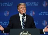 Befejeződött a vizsgálat: Trumpék nem játszottak össze az oroszokkal