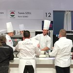 Bocuse d'Or - a stopper leállt